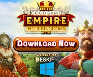 Deskify - Play Empire Four Kingdoms