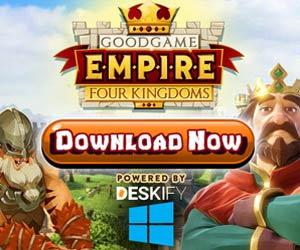 Deskify - Play Empire Four Kingdoms